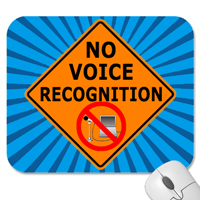No Voice Recognition Medical Transcription